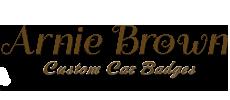 Arnie Brown's Custom Made Car Badges, Grill Badges, Car Emblems